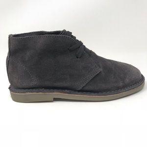 Robert Wayne Gray Suede Boots/ Booties Size 6 M